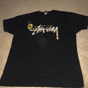Stussy bape T-shirt